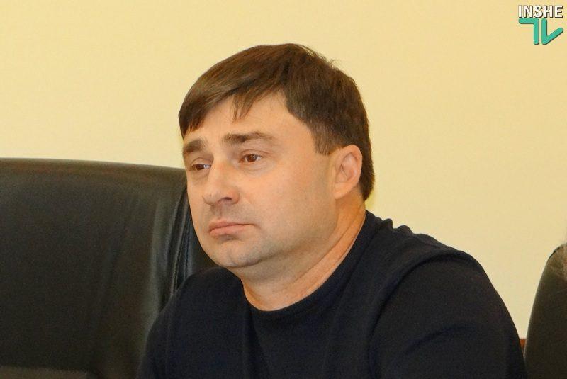 «Депутатам предлагают по миллиону гривен, чтобы они голосовали за бюджет» — депутат Николаевского облсовета Владимир Фроленко