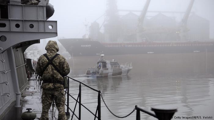 Россия обстреляла украинский «Бердянск» не в своем «территориальном море», а в нейтральных водах, — Bellingcat