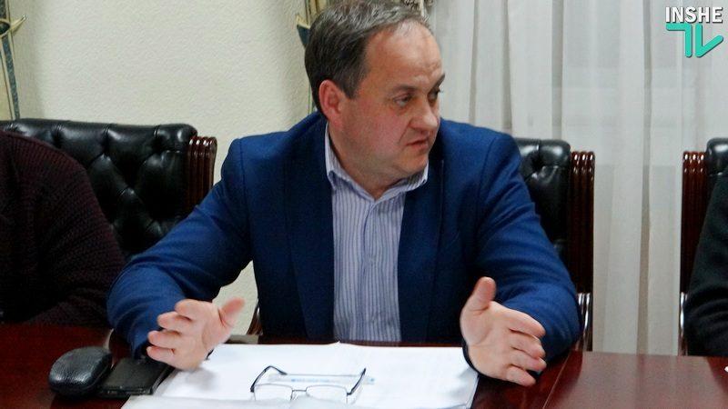 О перевозках с политическим привкусом: в Вознесенске депутат от БПП обвиняет мэра в лоббировании интересов «Вознесенскавтотранс», мэр Луков называет обвинителя «черным перевозчиком»