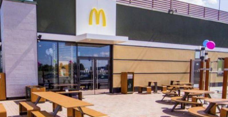 McDonald's судится с украинским производителем попкорна и   Минэкономразвития