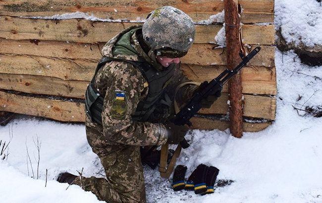 На Донбассе за сутки ни один украинский военный не пострадал
