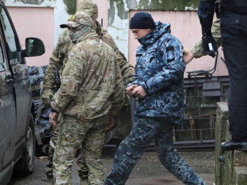 Приговоры всем украинским морякам в РФ планируют принять в один день – адвокат