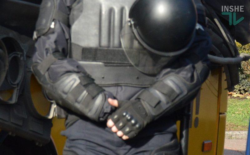 По нужде. В Николаеве полицейские жестоко избили молодых людей за административное правонарушение