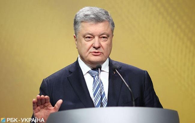 Петр Порошенко подписал закон о языке