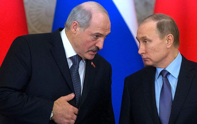 """Беларусь никогда не будет частью """"братской России"""" – Лукашенко"""