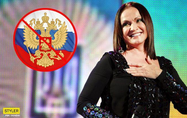 Ротару отказалась участвовать в «Песне года» — в Москве грозятся лишить ее звания народной артистки СССР