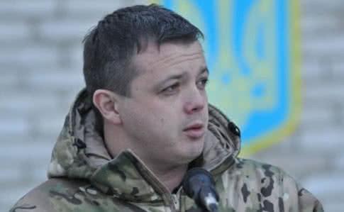 Семенченко обвинили в том, что он  был в числе задержанных в Грузии украинцев, депутат это отрицает