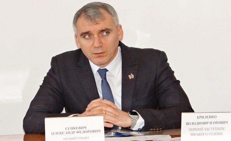Жена мэра Николаева Сенкевича заработала 4 миллиона и арендовала для семьи дом