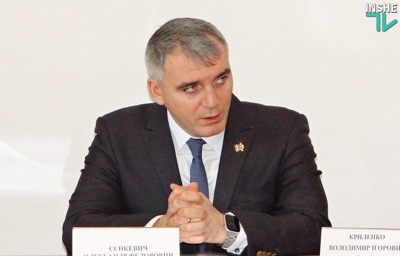 Сенкевич-Данилову по поводу российского супермаркета в Николаеве: для этого есть государственные органы