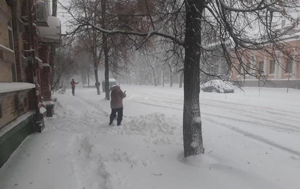 Синоптики: В Николаеве без существенных осадков, на дорогах гололедица