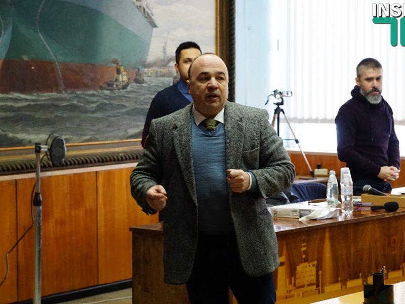 В ВР зарегистрирован проект санкционного списка – в нем НГЗ и новый собственник завода «Океан»