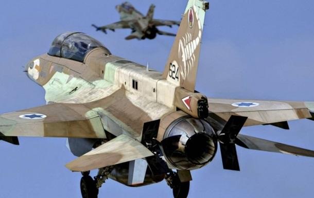 Израиль нанес ракетные удары в ответ на обстрел из сектора Газа