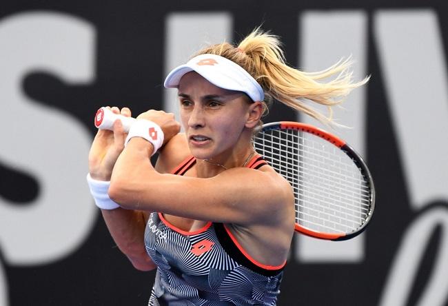 Цуренко выиграла в первом раунде первенства Qatar Total Open