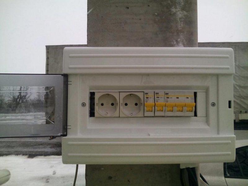 Электроснабжение пострадавшего от диверсии пункта ГВК на «киевской» трассе на Николаевщине восстановлено