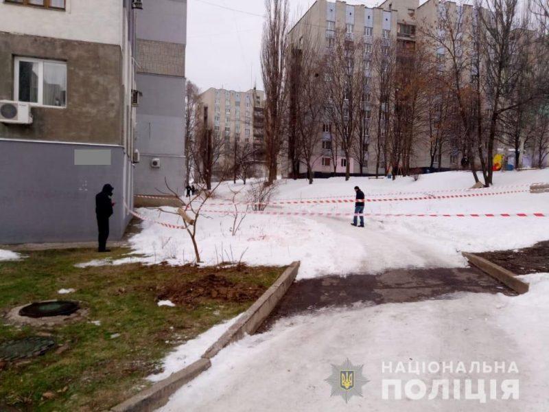 В Харькове стреляли в офицера уголовного розыска Нацполиции