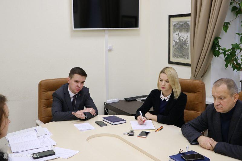 В мэрии взялись за оптимизацию структуры исполнительных органов Николаевского горсовета