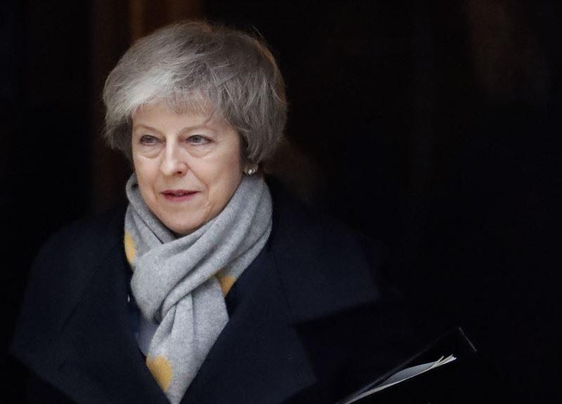 Премьер-министр Великобритании Тереза Мэй представила свой план «Б» по Brexit, и он мало чем отличается от плана «А»