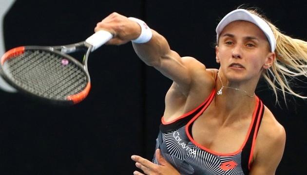 Южноукраинская теннисистка Леся Цуренко на турнире в Брисбене стала второй