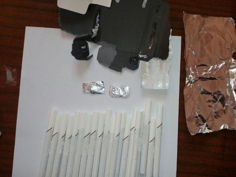 Адвокат хотел пронести наркотики для своего подзащитного в Николаевский СИЗО