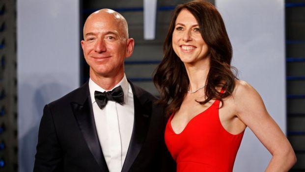 Жена владельца Amazon после развода может стать самой богатой женщиной мира
