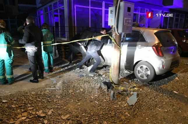В Тбилиси произошел взрыв в жилом доме: есть жертвы