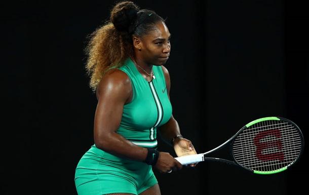 Australian Open: Серена Уильямс победила Бушар и сыграет с Ястремской
