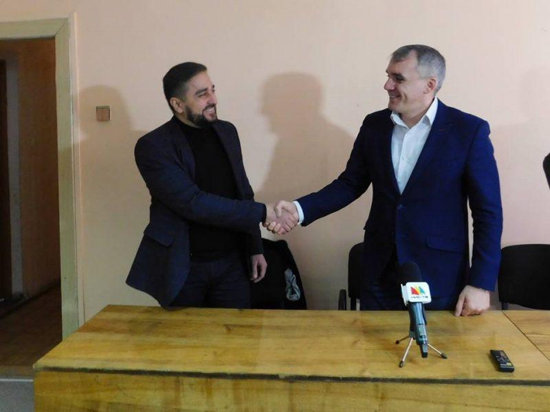 Сенкевич представил нового директора Департамента ЖКХ Николаевского горсовета