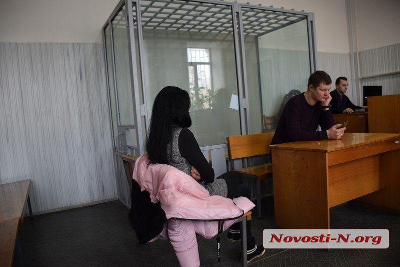 Суд признал вменяемой николаевскую горе-мамашу, которая искромсала ножницами младенца
