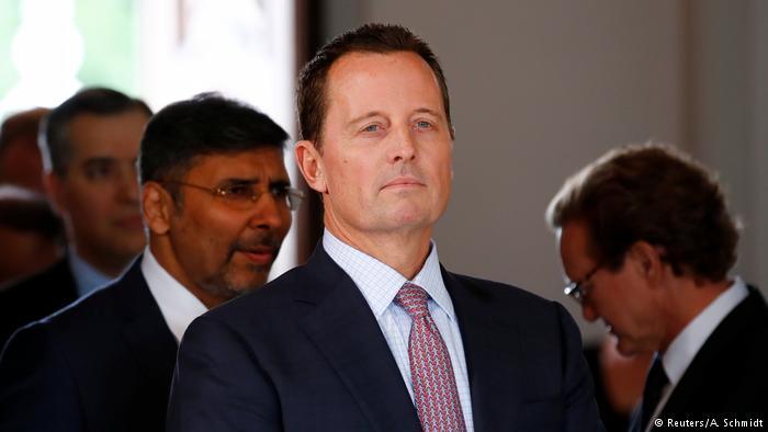 Посол США в ФРГ пригрозил немецким фирмам санкциями из-за «Северного потока — 2»