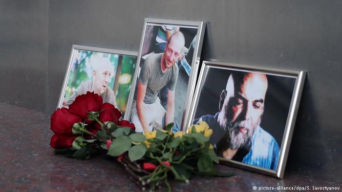 «Новая газета» обнаружила связь «повара Путина» со смертью российских журналистов в ЦАР