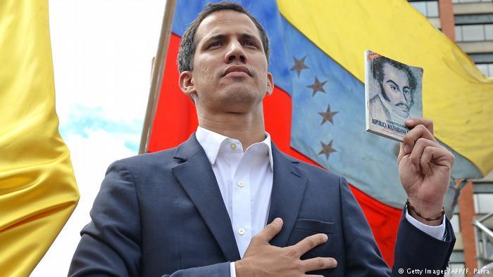 В Венесуэле начался уголовный процесс над Гуайдо