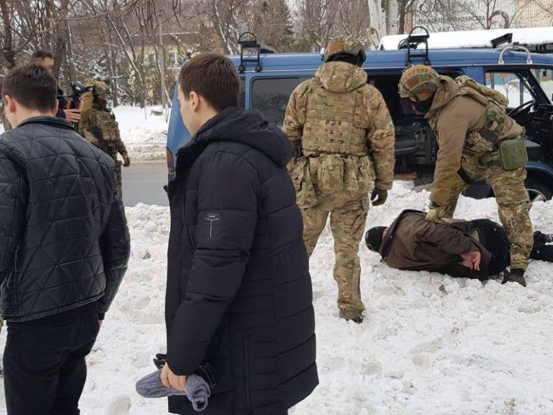 СБУ задержала наемника российских спецслужб, который готовил теракты на выборах президента