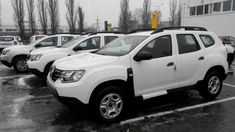 В Николаевской области купили 14 автомобилей Renault Duster для сельских амбулаторий