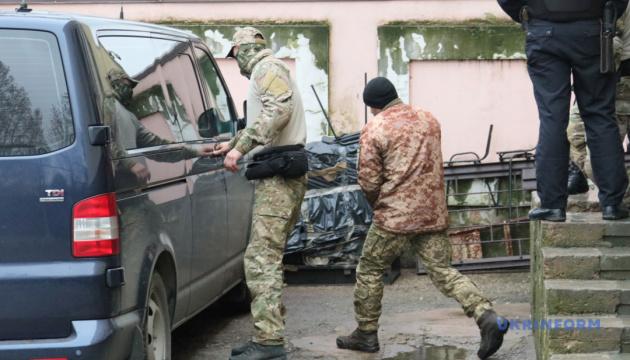 Продление ареста украинских моряков суд РФ рассмотрит 15 января – адвокат