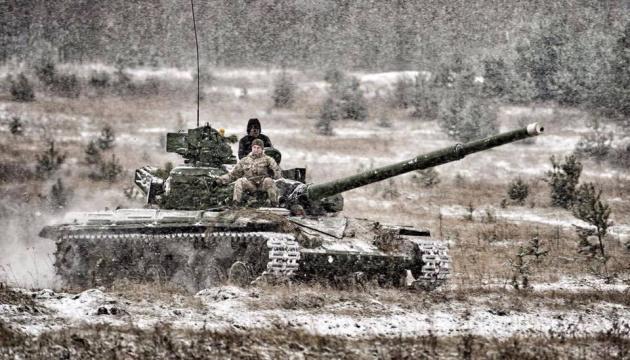 Для учений украинских бойцов построили 20 полос препятствий по стандартам НАТО