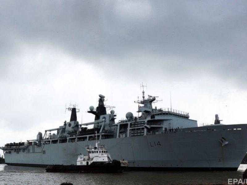 В Пекине отреагировали на проход эсминца США возле спорных островов