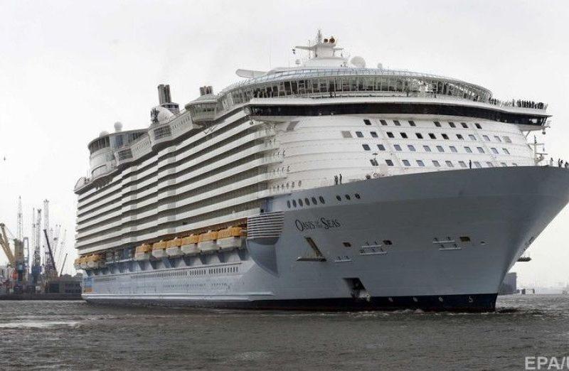 Более 200 человек заразились кишечной инфекцией на круизном лайнере в Карибском море