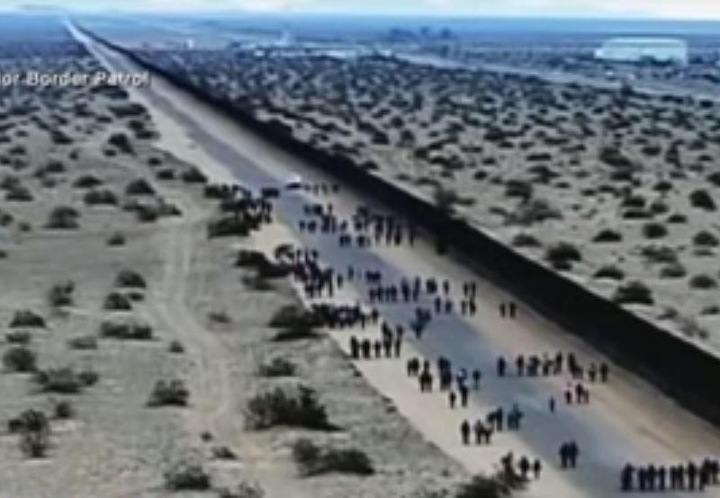 Шатдаун зря – стена не поможет: 376 человек прошли по подземным туннелям из Мексики в США