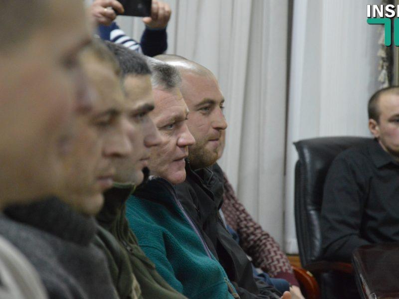 В Николаеве чествовали защитников Донецкого аэропорта – глава ОГА пообещал создать «Совет киборгов»
