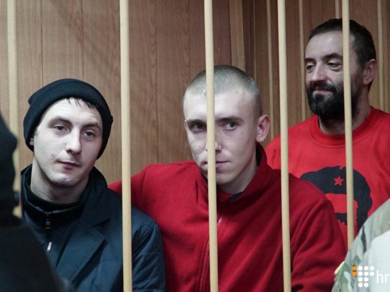 Адвокаты обжаловали продление ареста украинским морякам в России