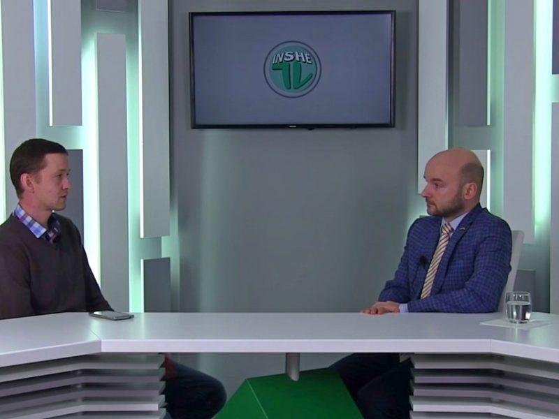Гость дня. Исполнительный директор ICDS о том, как Николаеву бороться с информационными угрозами