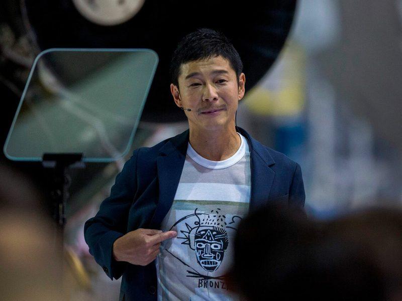 Японский миллиардер побил мировой рекорд по ретвитам. Для этого ему пришлось пообещать 10 тысяч долларов за каждый репост