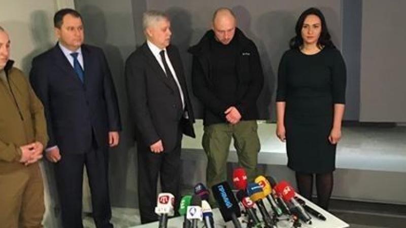 В Украину вернулся моряк, которому грозила смертная казнь в Иране