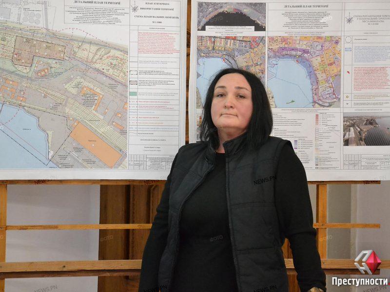 Николаевский градсовет сделал замечания, но согласовал детальный план территории у причала №8