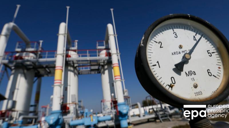 Россия резко увеличила транзит газа через Украину