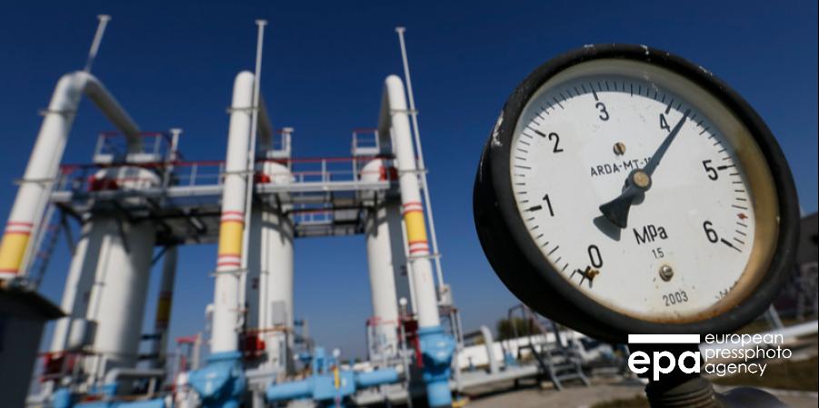 Впервые цена на газ в Европе превысила $1000 за тысячу кубометров 1