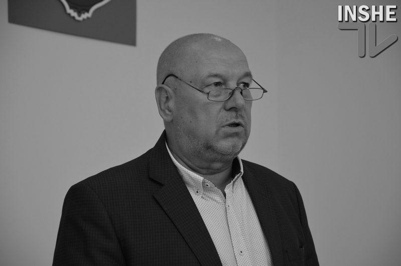 Николай Кравченко, бывший директор Николаевского  русского драмтеатра, депутат облсовета, был найден мертвым в своей квартире