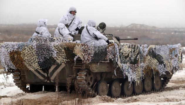 В первый день 2021 года боевики шесть раз нарушили режим тишины на Донбассе