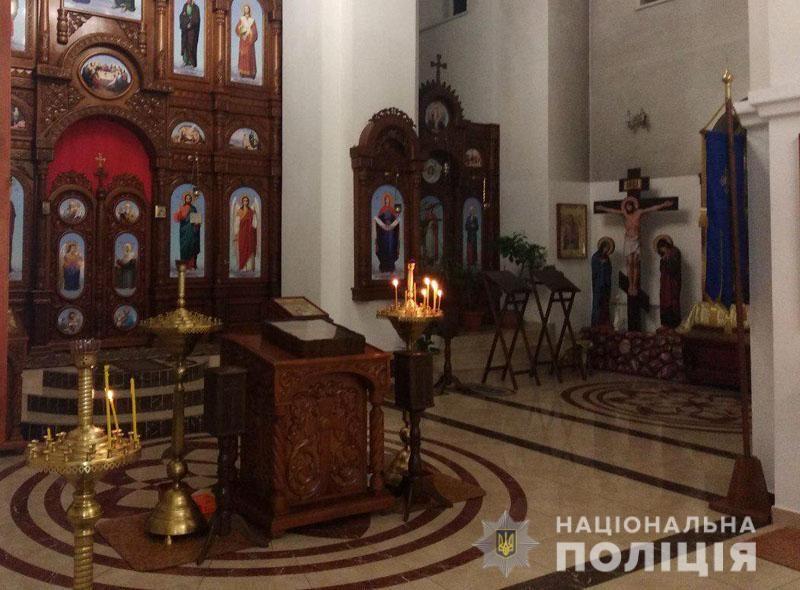Артефакт силы. В Донецкой области вор вынес из храма мощи Георгия Победоносца и принес домой