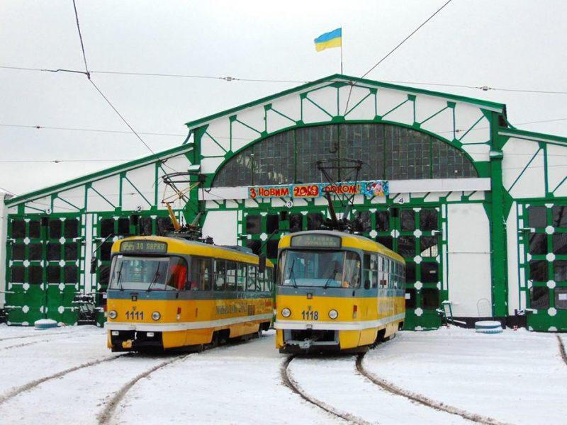 То, что давно хотелось увидеть, — опубликовано расписание движение трамваев в Николаеве
